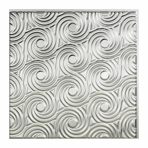 """ACP G72 Fasade - 23"""" x 23""""Vinyl Glue Down Ceiling Tile - Sold by Piece"""