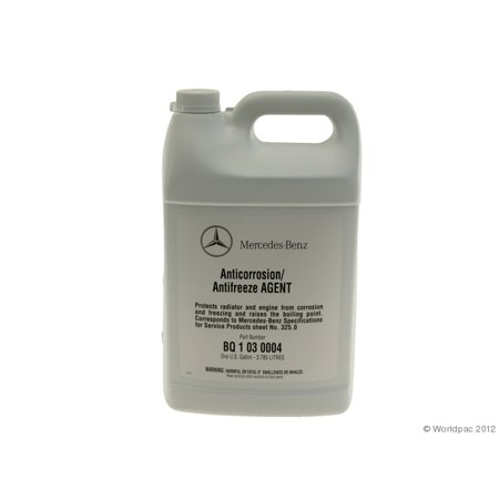 Genuine W0133 1941309 Engine Coolant Antifreeze Walmart Com