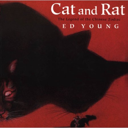 Cat And Rat   The Legend Of The Chinese Zodiac