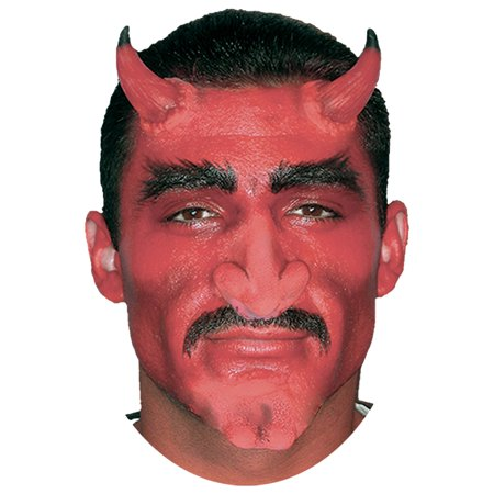 Morris Costumes Mens Woochie Small Devil Horns Halloween Accessory](Men Devil Costumes)