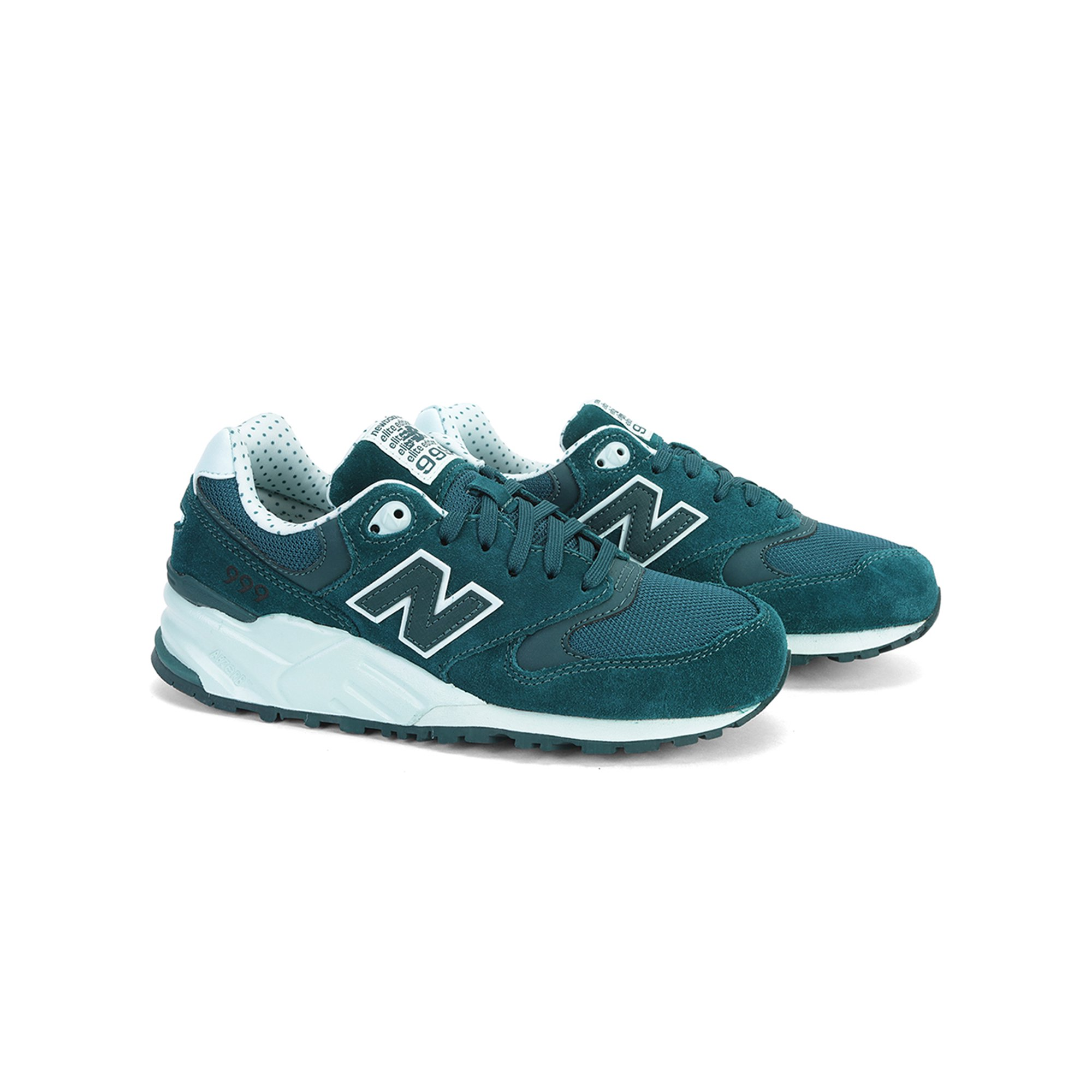 66b1ee4efc084 Buy New Balance Women's 999 Shadows Sneakers WL999AB Wintergreen ...