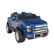 Wheels Ford F 150 12 Volt Battery Ed Ride On Image