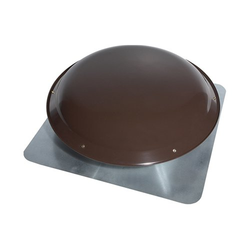 Broan Roof Mounted Attic Ventilator - 4.0 Amp - Brown