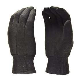 Bison Life Knit Cotton Work Gloves White Heavyweight 7 Gauge Pack Of 6 Pairs Walmart Com Walmart Com
