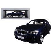 BMW X4 (F26) Imperial Blue 1/18 Diecast Model Car by Paragon