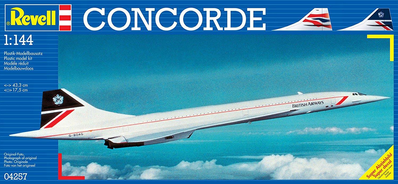 Revell Germany Concorde Airliner Model Kit - Walmart com