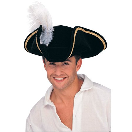 Tricorn Buccaneer Hat