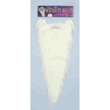 BEARD-WIZARD'S BEARD-WHITE](Wizard Beards)