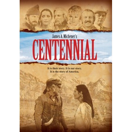 Centennial The Complete Series Dvd Walmartcom