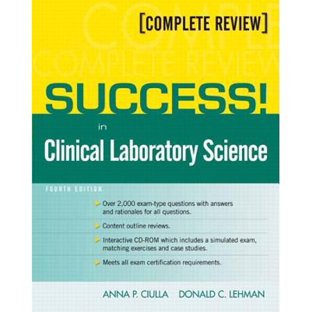 Success! in Clinical Laboratory