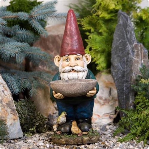 Kelkay 4823 Gnome Maxi Bird Feeder for Indoor and Outdoor