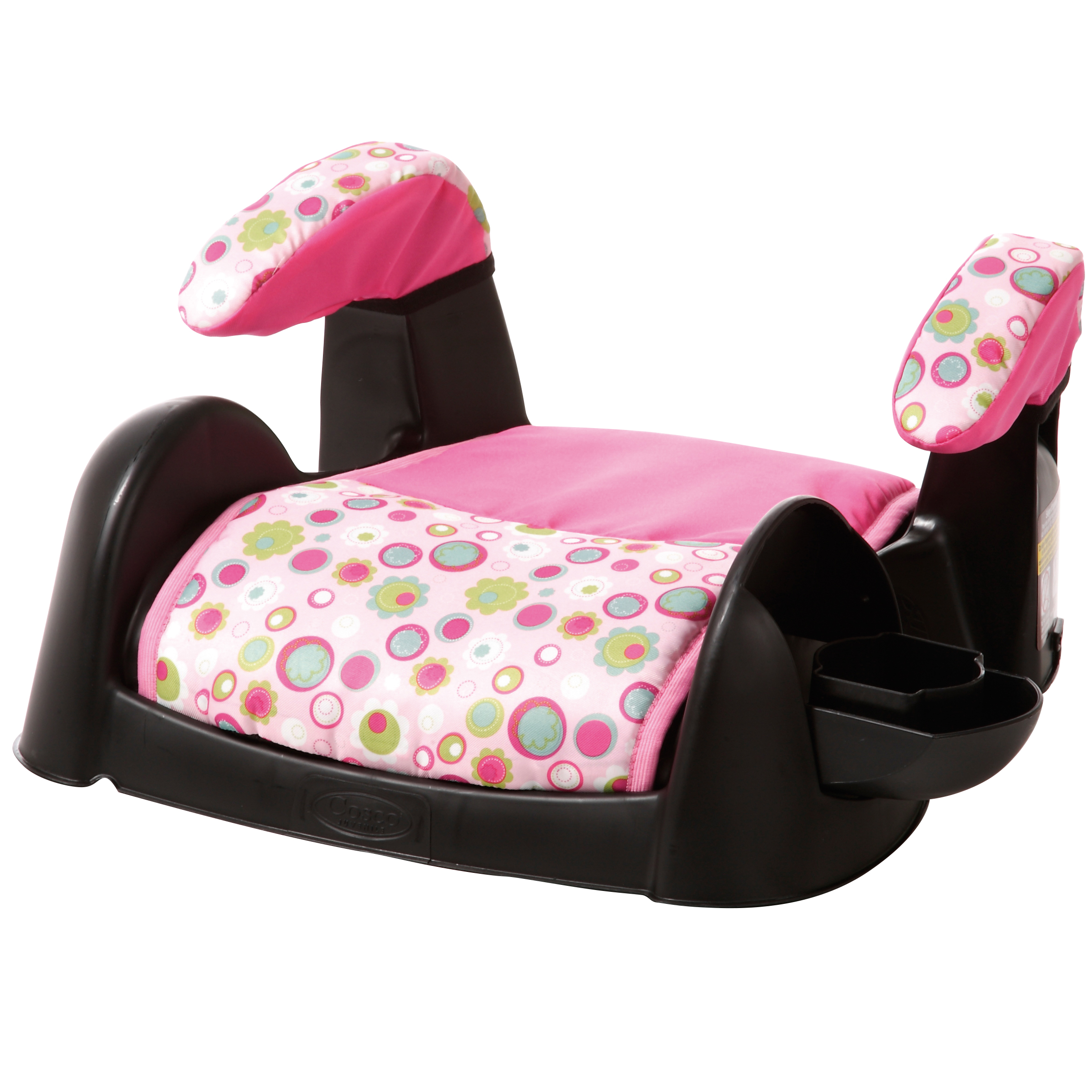 Cosco Ambassador Backless Booster Car Seat, Magical Moonlight