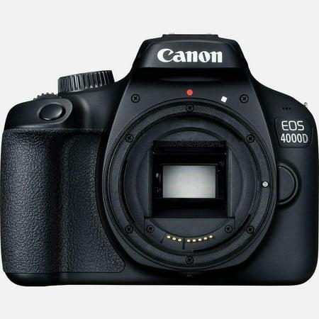 Canon EOS 4000D 18.0MP Digital SLR Camera Body