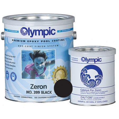(Kelley Technical 399QT Olympic Zeron One Coat Epoxy - Black (ONE QUART))