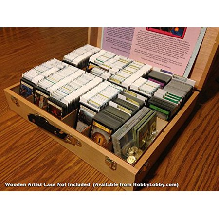 Broken Token Dominion Organizer for Wooden Artist Case - image 1 de 1
