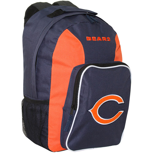 NFL Southpaw Backpack - Chicago Bears