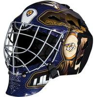 Nashville Predators Unsigned Franklin Sports Replica Full-Size Goalie Mask