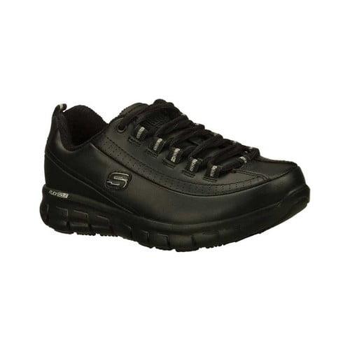 Trickel Slip Resistant Lace-Up Shoe