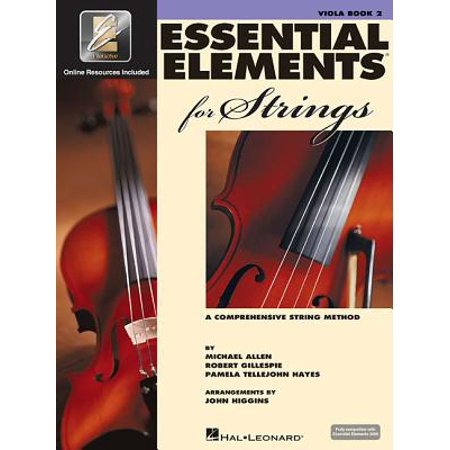 Essential Elements for Strings - Book 2 with Eei : (Exercises Viola)