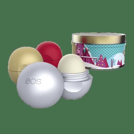 Eos Organic Winter Lip Balm Collection 3 Pieces 12 Value