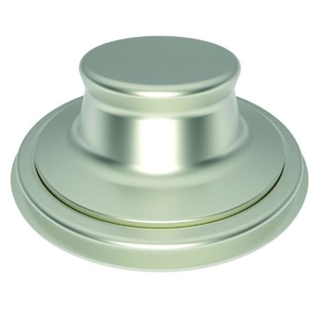 Brasstech 113/15S Garbage Disposer Stopper  SATIN NICKEL