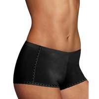 Maidenform One Fab Fit Cotton Boyshort with Lace DM0021