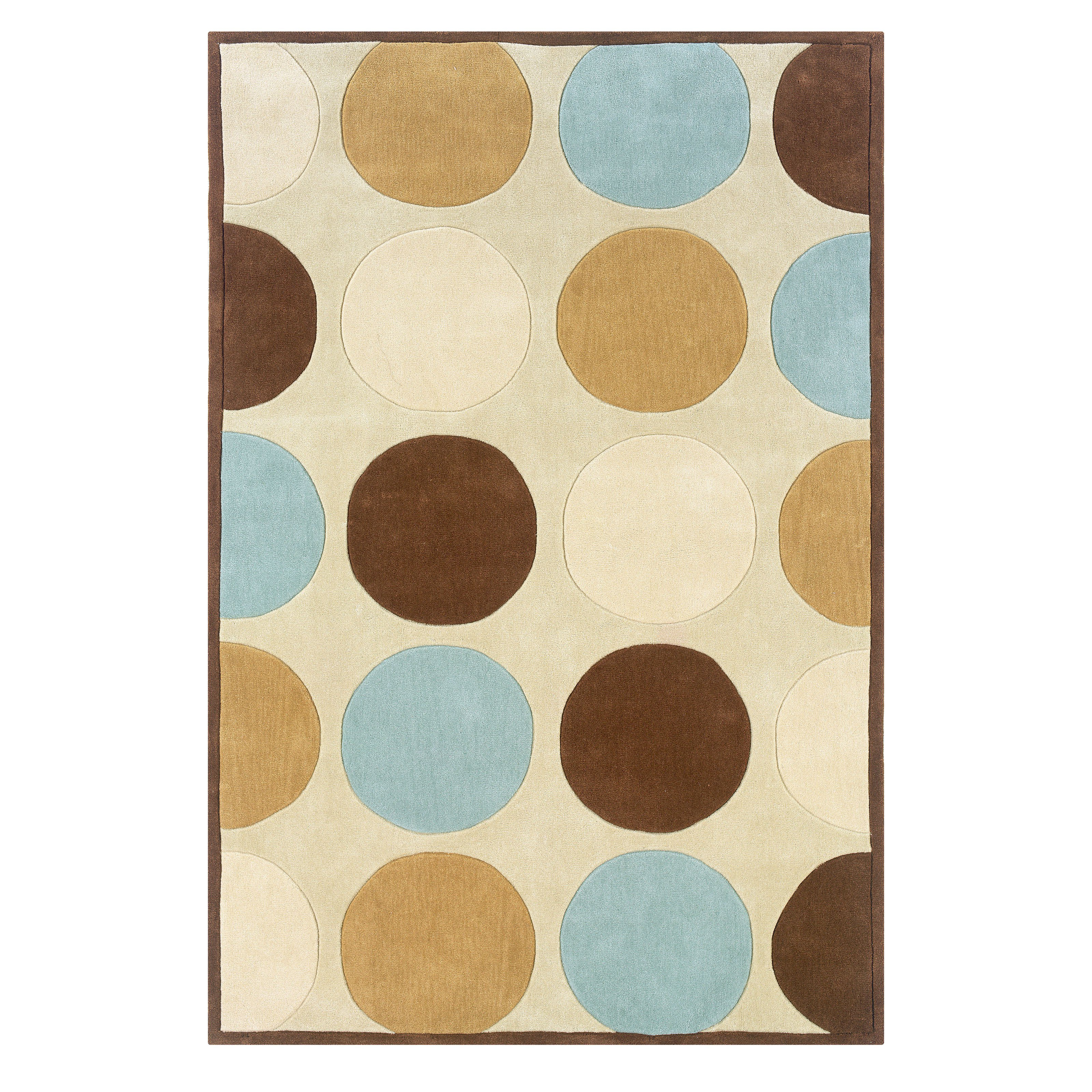 Rectangular Area Rug (2 ft. 10 in. L x 1 ft. 10 in. W (4 lbs.))