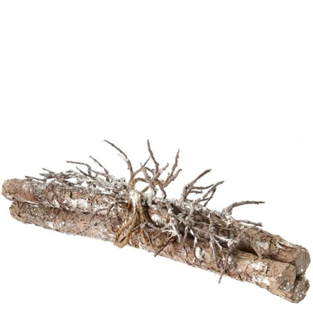 Faux Birch Log Bundle