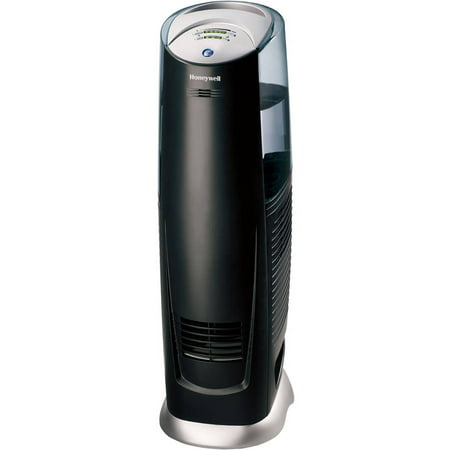 Honeywell Cool Moisture Tower Humidifier HEV312, Black