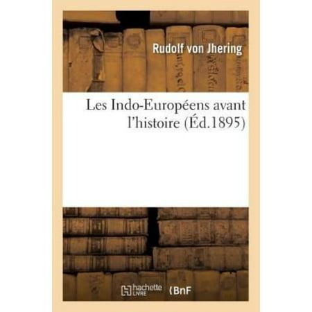 Les Indo Europens Avant Lhistoire