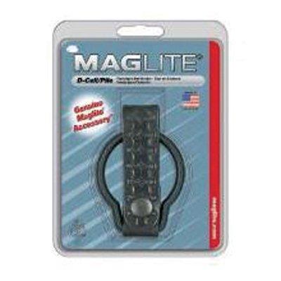 Maglite ASXD056 Belt Holder, Baskteweave Leather, D Cell