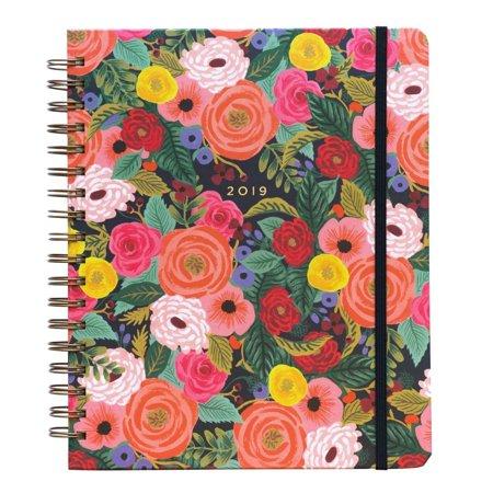 2019 Juliet Rose Spiral 2019 Planner, by Rifle Paper