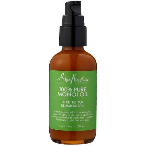 Shea Moisture 100% Pure Monoi Oil, 1.6 fl oz
