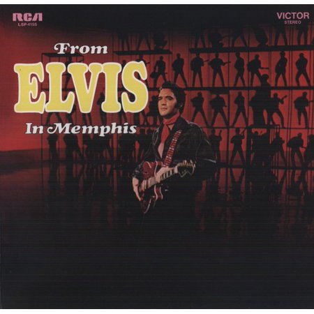From Elvis in Memphis (Vinyl)