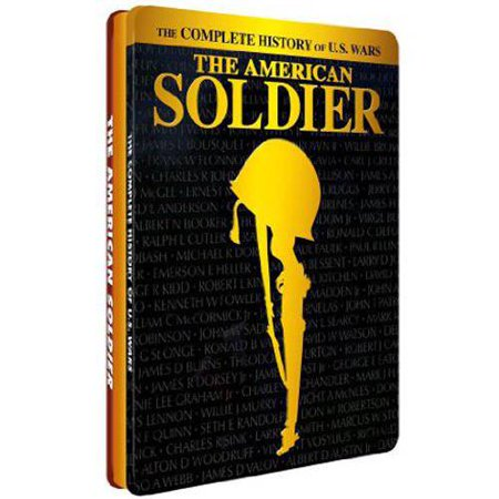 The American Soldier: The Complete Story Of U.S. Wars
