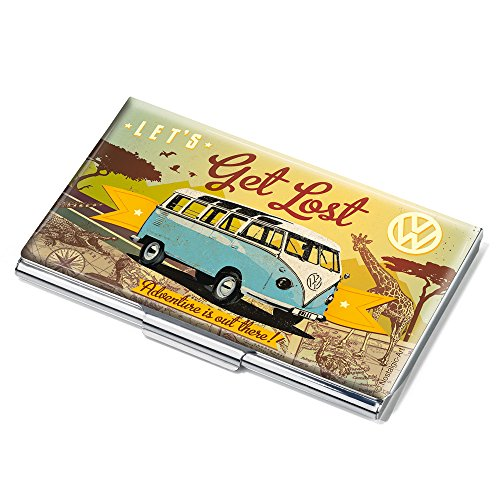 Troika VW Card Case Get Lost (CDC10A601)