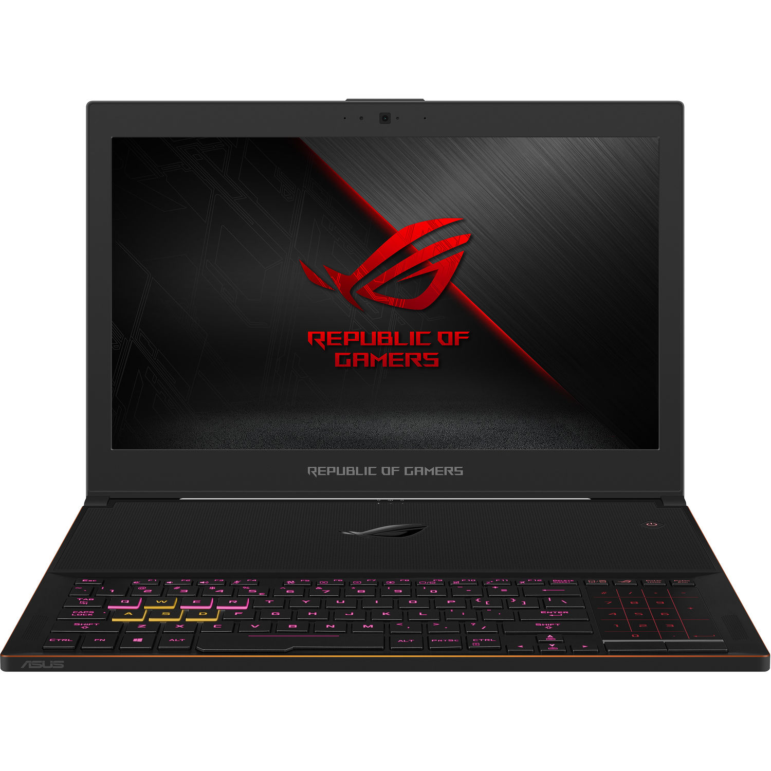 ASUS ROG Zephyrus GX501GI-XS74 Slim and Light Gaming and Business Laptop (Intel 8th Gen Coffee Lake i7-8750H, 24GB RAM,... by MichaelElectronics2