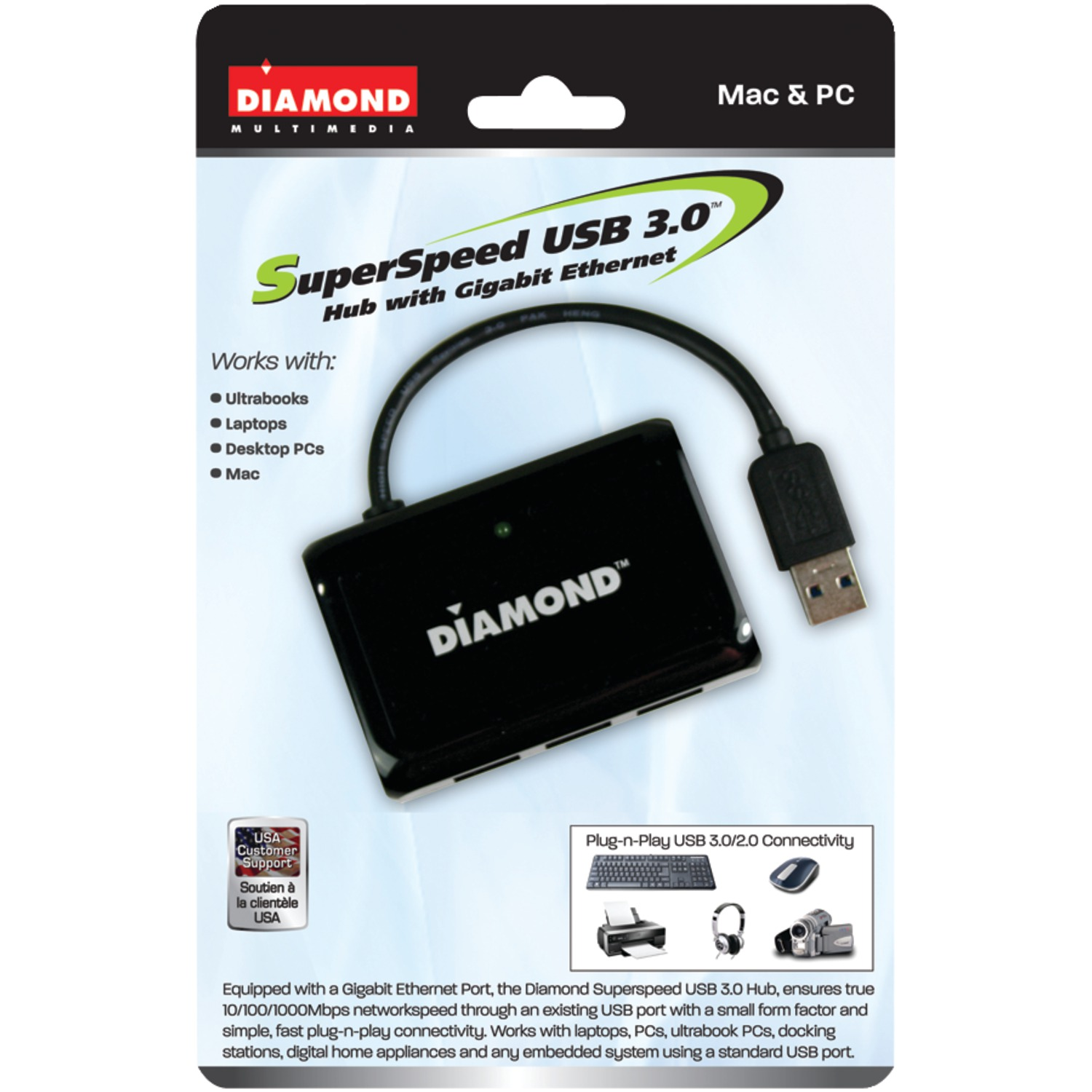 DIAMOND USB303HE NETWORK ADAPTER WINDOWS XP DRIVER DOWNLOAD