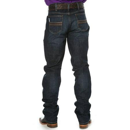 Cinch Apparel Mens  Silver Label Slim Straight Leg (Straight Cinch)