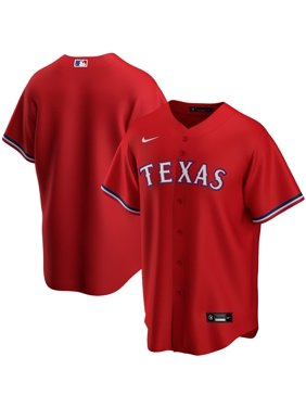 Texas Rangers Nike Youth Alternate 2020 Replica Team Jersey - Red