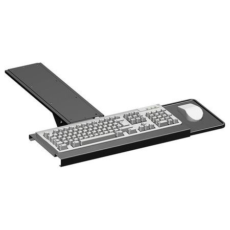 Under Desk Keyboard Tray Walmart HERGO 25 00110 000 Under Desk Keyboard Mouse Tray