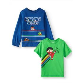 Reo Speedwagon Reo Speedwagon Winged Logo Big Boys Short Sleeve Shirt Walmart Com