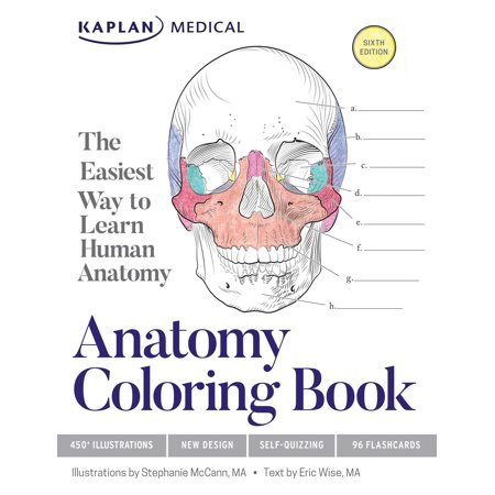 Anatomy Coloring Book (Other)
