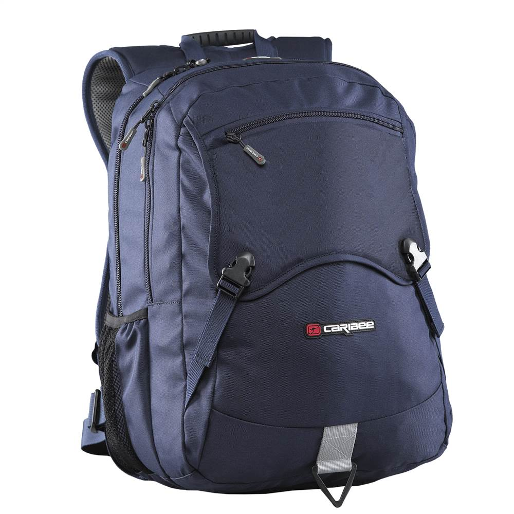"Yukon 15.4"" Laptop Day Pack Navy"