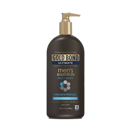 Gold Bond Ultimate Men's Essentials Intensive Therapy Hydrating Lotion 13