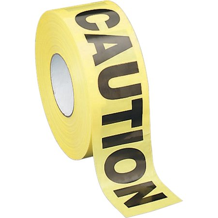 Police Caution Tape (Sparco, SPR11795, Caution Barricade Tape, 1 Roll,)
