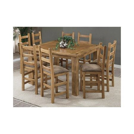 Artisan home furniture lodge 100 casual dining counter height table Artisan home furniture bar stools