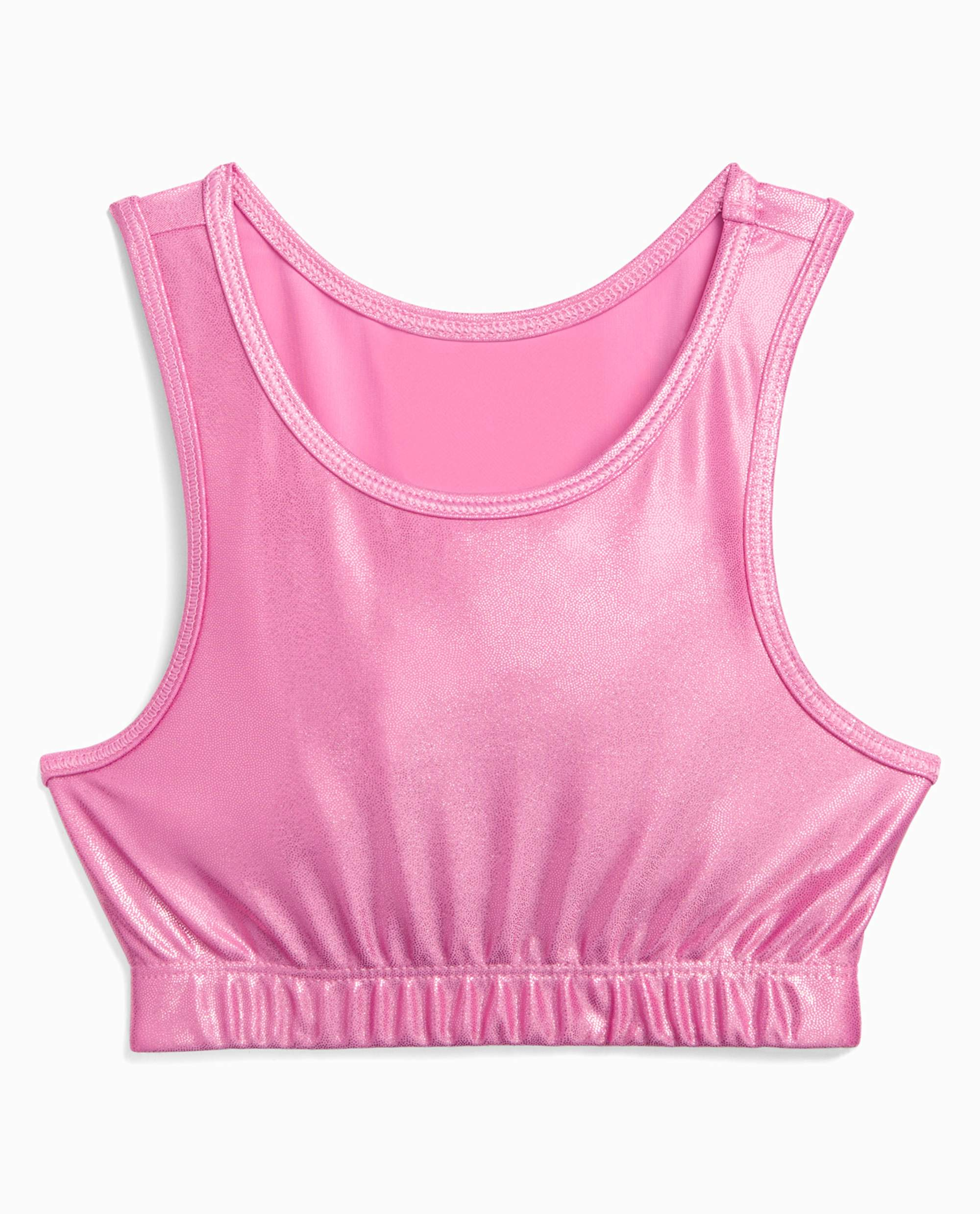 Girl's Gymnastics Basics Bra Top
