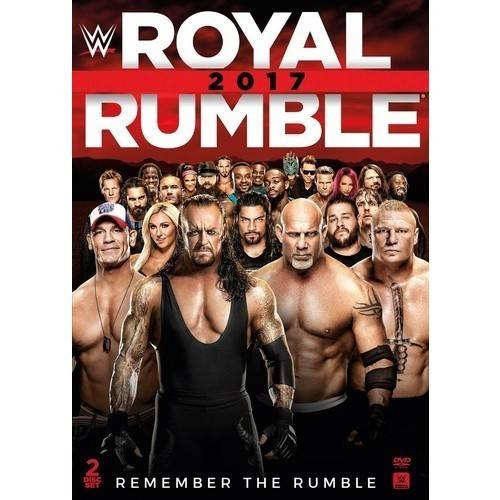 WWE: Royal Rumble 2017 by WARNER HOME VIDEO