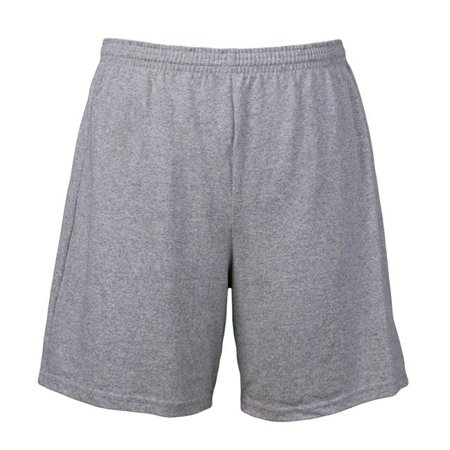 - Cottonex C1745A002XLG 100 Percent Cotton Shorts with Pocket for Men, Oxford - Extra Large
